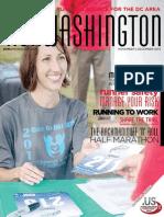Run Washington Magazine November/December 2013
