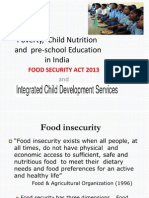 FOOD SECURITY pdf | Kindergarten | Food Security
