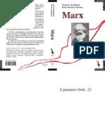 Ossip Kurt Flechtheim – Hans-Martin Lohmann, Karl Marx. Introduzione al suo pensiero, traduzione e cura di Giovanni Sgro'