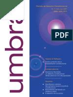 Revista Umbral Umbral 1 Ene-jun 2011