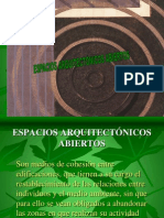 Copia de Espacios Arquitectonicos Abiertos