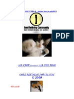 Gold Refining Forum Handbook Vol 2 ( 6-24-09 )