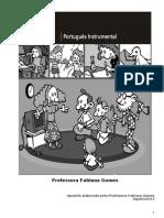 Português Instrumental _Prof Fabiana Gomes