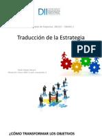 08 - Gestion de Empresas - Traduccion de La Estrategia