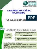 1.1. ORGANIZAÇÃO DA EDUCAÇÃO NO BRASIL