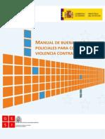 Manual de Buenas Prácticas Policiales para Combatir Violencia contra Mujeres_España