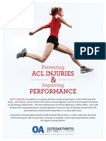 Preventing ACL Injuries & Enhancing Performance
