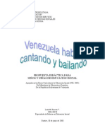 Venezuela Habla Cantando y Bailando