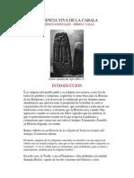 PRESENCIA VIVA DE LA CABALA 1.docx
