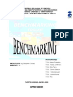 Trabajo Bench Marking