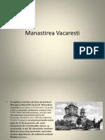 Manastirea Vacaresti.ppt