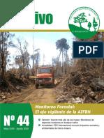 Revista Bosque Nativo 44