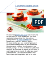 ANCHOA DEL CANTABRICO SOBRE CAVIAR DE TOMATE.docx