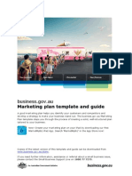 Marketing plan  templateand guide.doc