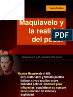 maquiaveloylarealidaddelpoder-100224020735-phpapp02