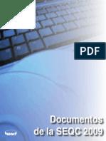 Documentos SEQC 2009