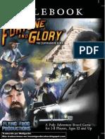 Fortune and Glory - Español