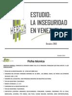Hercon_EncuestaInseguridadVzla_Oct2013