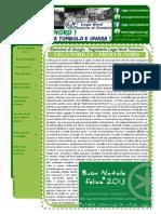 Editoriale dicembre 2012 Lega Nord sezione di Tombolo ed Onara