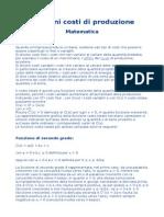 Funzioni costi di produzione.doc