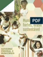 Revista Municipios Fortes Brasil Sustentavel