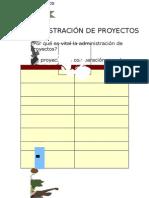 01_Administración de Proyectos