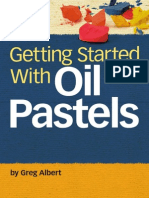 Getting Started With Oil Pastels