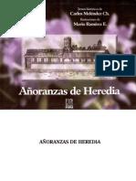 Anoranzas de Heredia - Edificio históricos