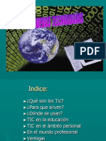 Presentación EDUCACION FISICA
