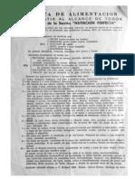 Guia Alimentaria v. Alberto Becker Latham