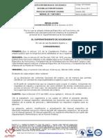 Manual de Funciones y Competencias Estudios 15 Marzo 2011
