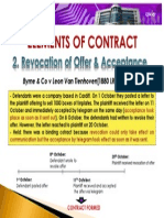MODULE 3  LAW OF CONTRACT (REVOCATION OF OFFER & ACCEPTANCE).ppt