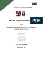 Trabajo Final Marketing - Startv