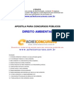 ApostilaDireitoAmbiental01