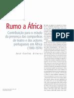 ALVAREZTeatronarumo a Africa