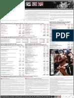 التقرير المالي - كورنثيانز 2012