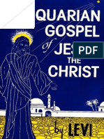03-The Aquarian Gospel of Jesus the Christ by Levi h. Dowling