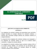 Generador Yy Motor de Corriente Continua (Vii)(Viii)