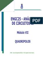 An Alise de Circuit Os i i Modulo Vii
