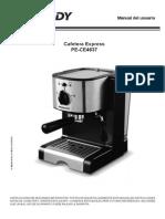 Manual PE CE4637