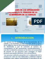 Proceso de Elaboracion de La Cerveza Exposicion Avanse