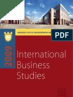 Informator International Business Studies