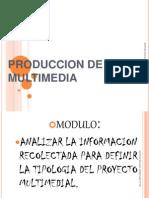 Produccion de Multimedia