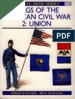 Osprey [MAA] 258.-.Flags.of.the.American.Civil.War.(2).Union(美国内战军旗2)