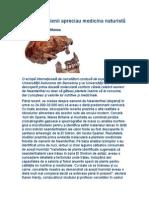 Neanderthalienii_apreciau_medicina_naturistă.doc