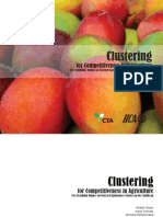 Pre-Feasibility Studies for Selected Agribusiness Clusters in the Caribbean