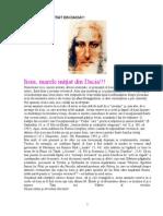 Iisus , marele iniţiat din Dacia.doc