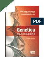 LIVRO Gentica Na Agropecuria 4a Ed