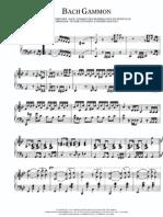 Richard Clay Der Man - Bach Gammon