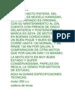 Pistera As250